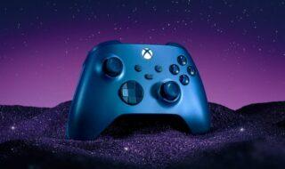 Xbox Series X : Microsoft lance une nouvelle manette « Aqua Shift » au coloris unique