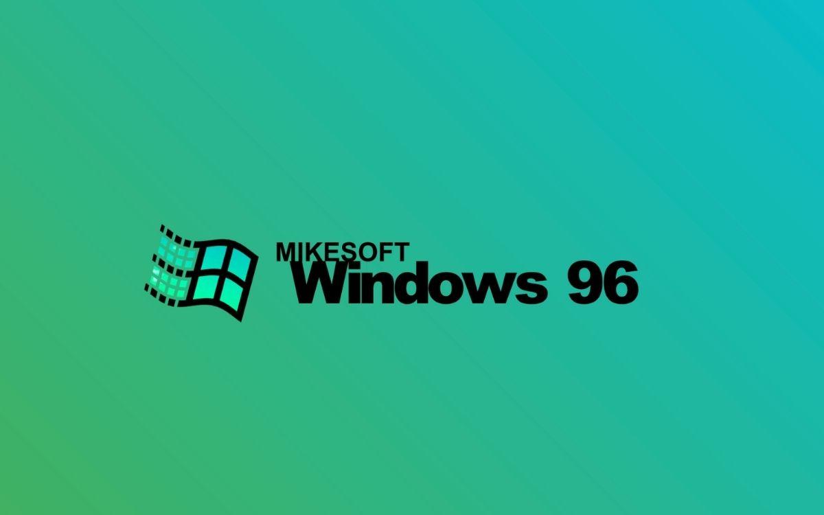 Mikesoft Windows 96