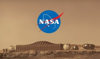NASA Dune Alpha Mars