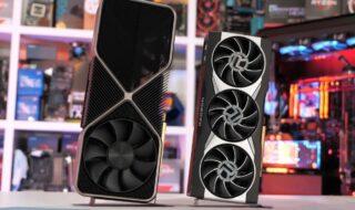 GeForce RTX 4090 et Radeon RX 7900 XT : leur TDP grimperait jusqu'à 480 watts