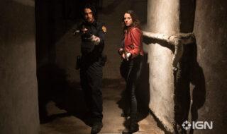 Resident Evil Welcome to Raccoon City : Leon, Claire, Chris dévoilés dans de nouvelles images du reboot