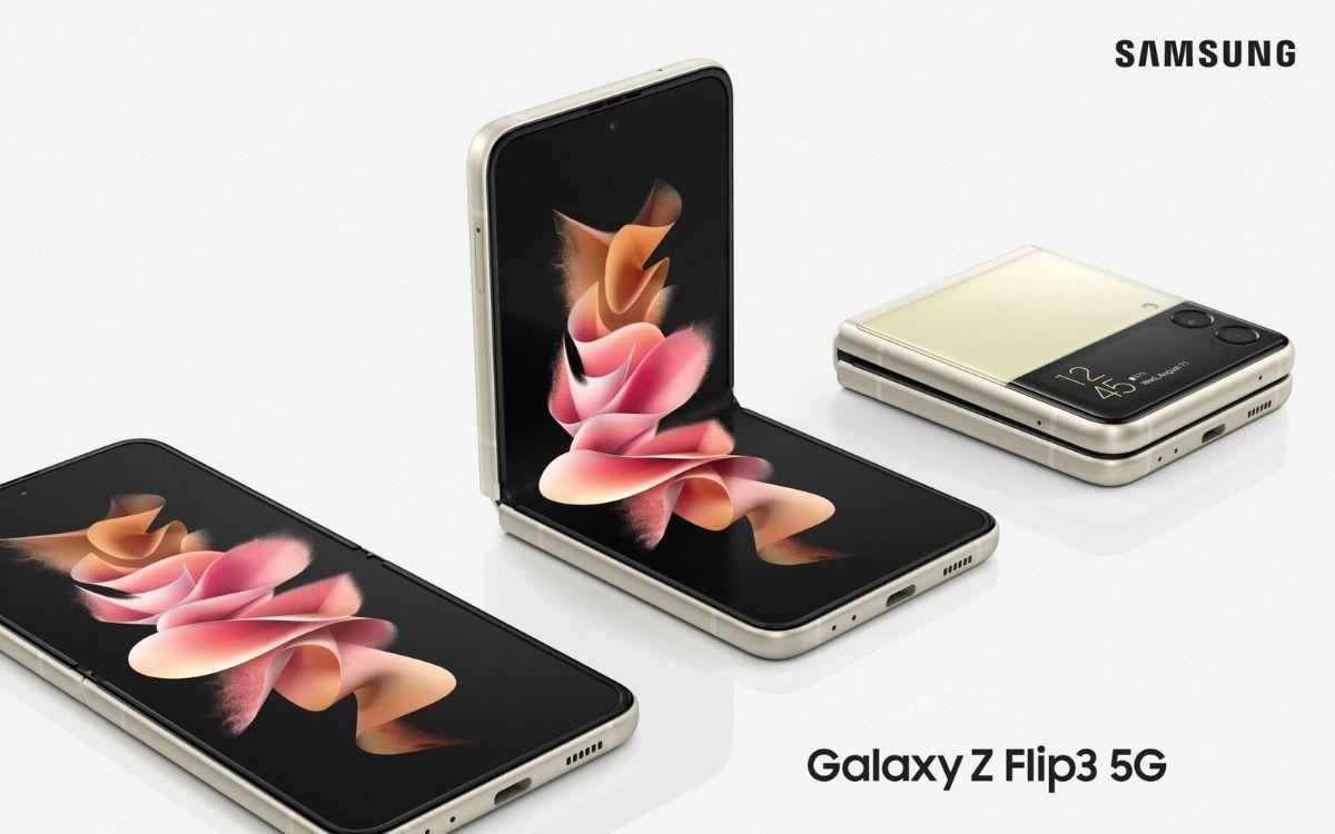 Samsung Galaxy Z Flip 3 © Samsung