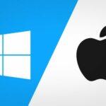 Windows 11 vs macOS 12