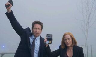X-Files : David Duchovny alias Mulder ouvre la porte à un retour