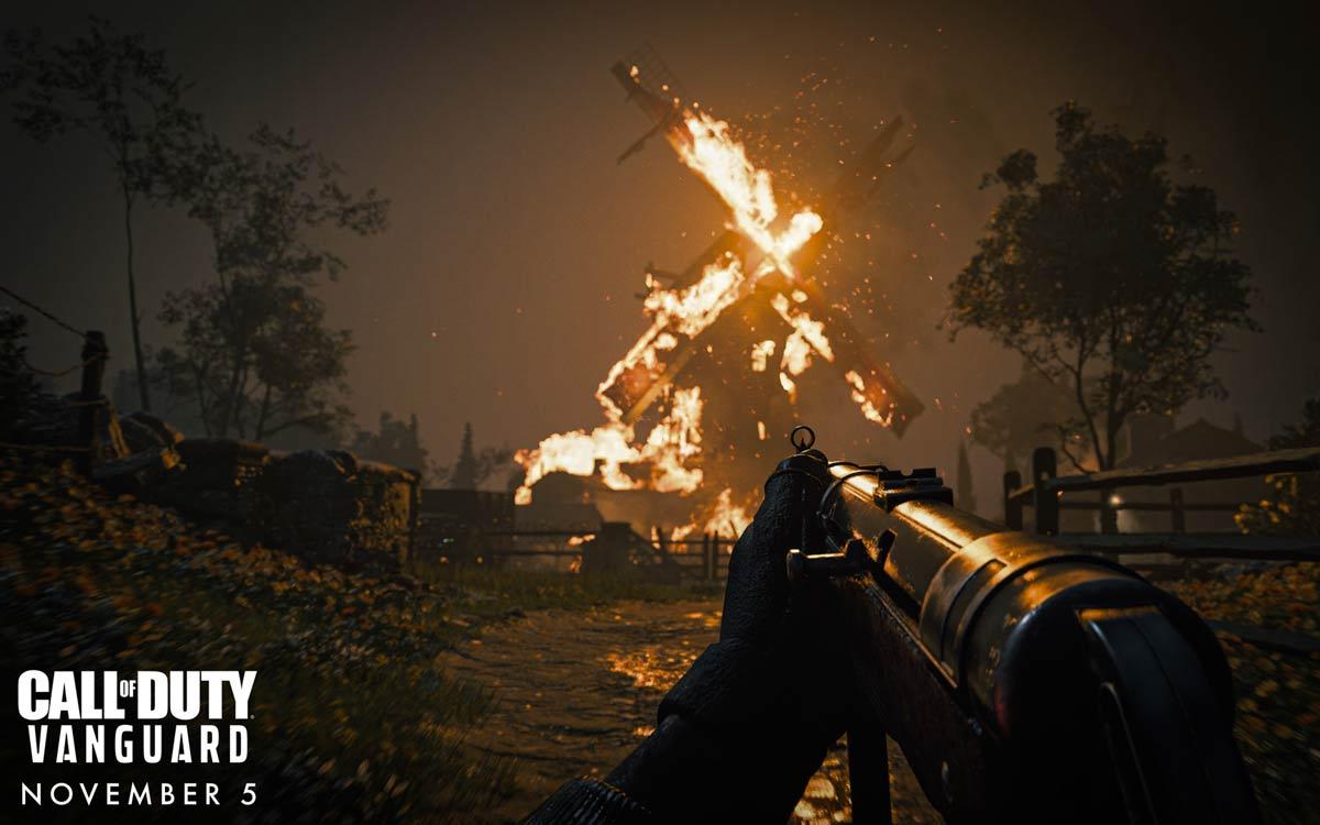 Call of Duty Vanguard sort le 5 novembre 2021
