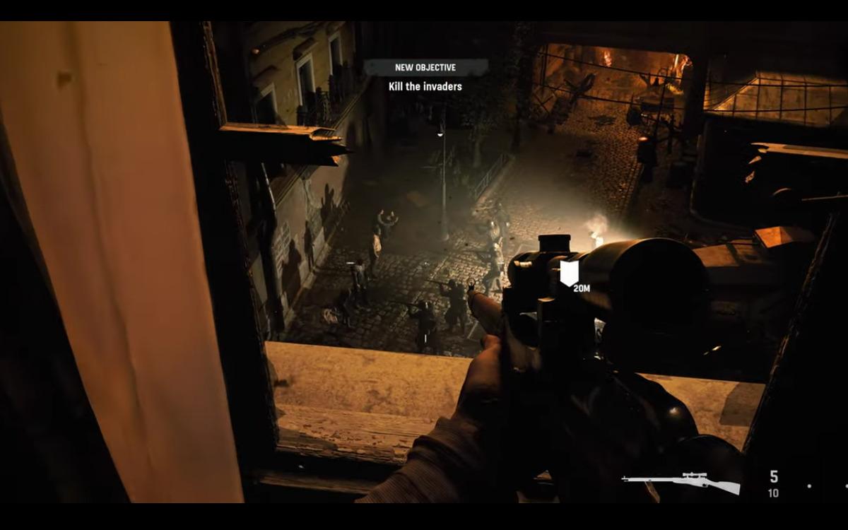 Call of Duty Vanguard : Stalingrad