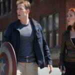 Captain America et Black Widow