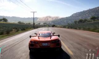 Forza Horizon 5 : nouvelle vidéo de gameplay pied au plancher sur les routes mexicaines