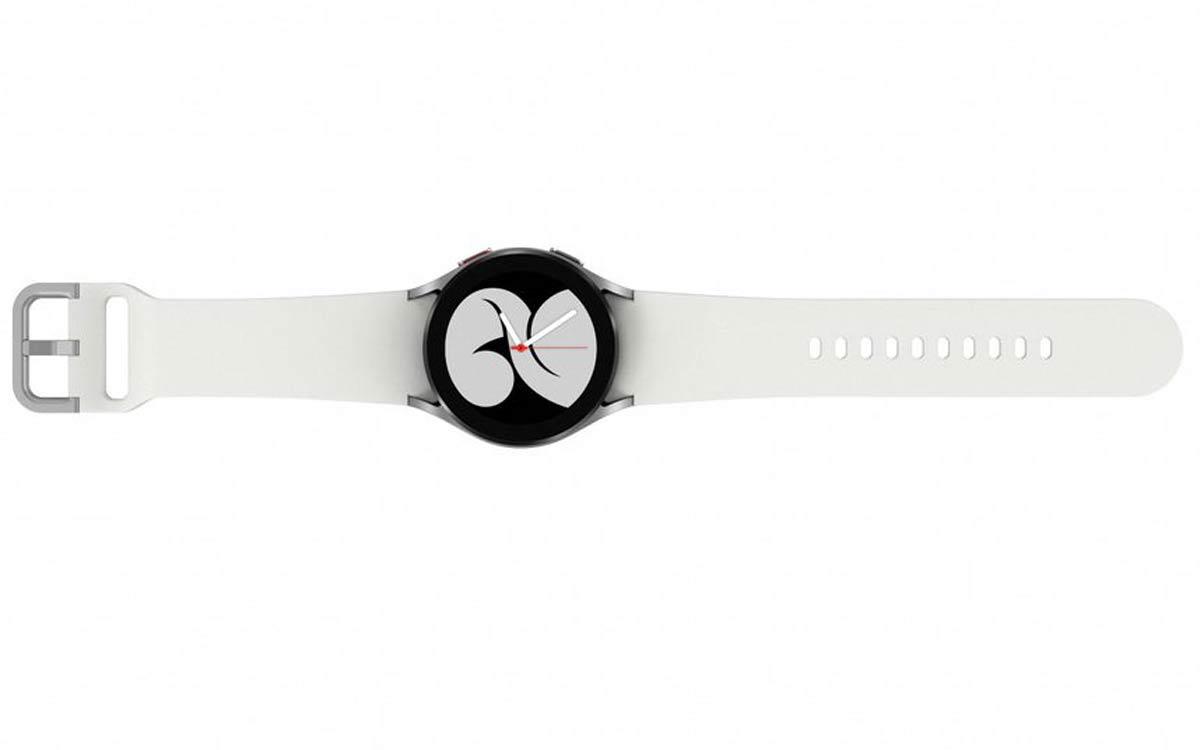 Galaxy Watch 4 blanc