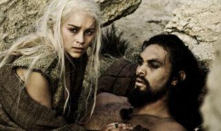 Game of Thrones : Jason Momoa (Khal Drogo) très agacé par une question sur le viol de Daenerys