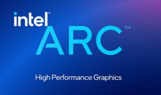 Intel présente ARC, des cartes graphiques gaming dopées à l'IA et au ray tracing