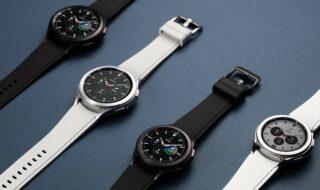 Galaxy Watch 4 et Watch 4 Classic : Samsung présente ses deux montres connectées sous Wear OS