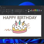 Paint dans Windows 11