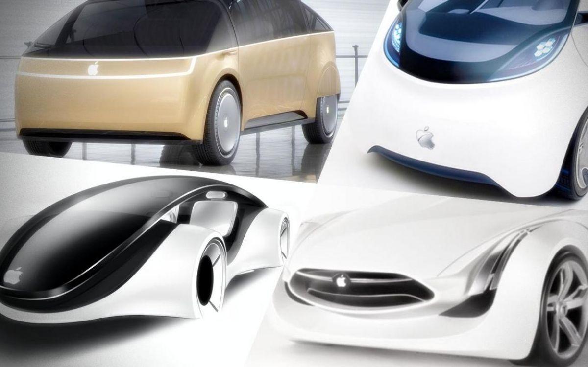 Des concepts Apple Car