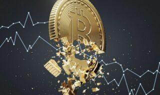 Bitcoin : le cours s'effondre violemment après son adoption au Salvador