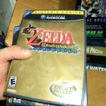 Jeu Zelda retrouvé. © Cheap Find Gold Mines