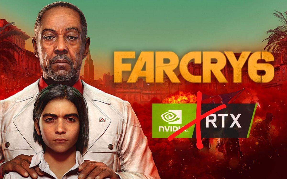 Far Cry 6 ray tracing