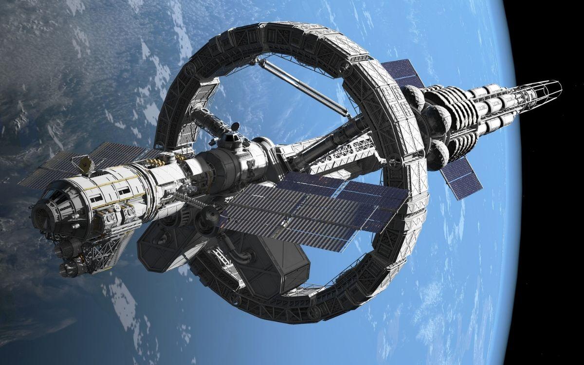 Prototype de vaisseau spatial