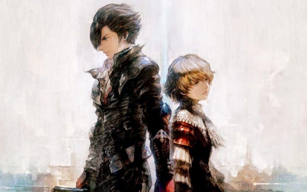 Final Fantasy XVI héros