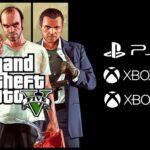GTA 5 PS5 XBOX SERIES