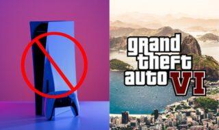 GTA 6 : le jeu ne sortira peut-être pas sur PS4 et PS5, voici pourquoi
