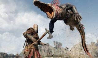God of War 2 Ragnarok : vers une sortie en avril 2022 sur PS4 et PS5 ?
