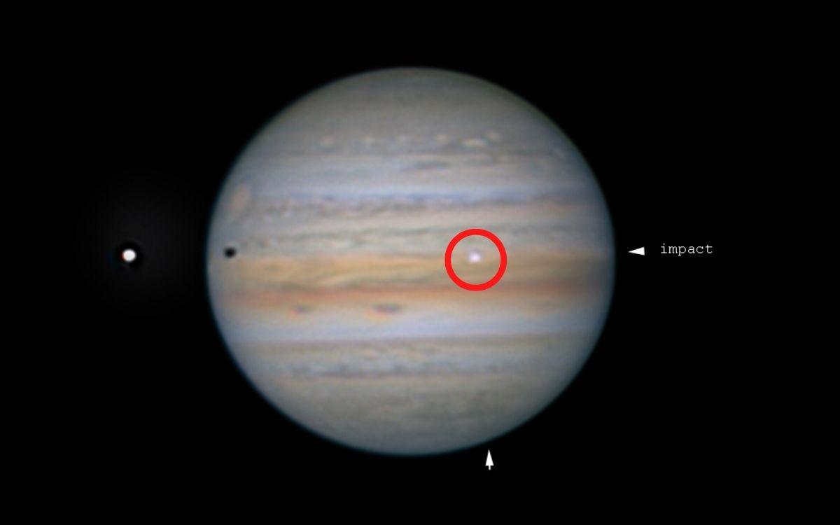 Jupiter impact