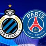 Ligues des champions Bruges PSG