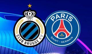 Ligue des champions : où et quand regarder le match Club Bruges – PSG ?