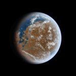 Mars eau