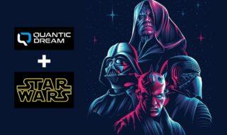Star Wars : un jeu vidéo en développement chez Quantic Dream (Detroit, Heavy Rain)