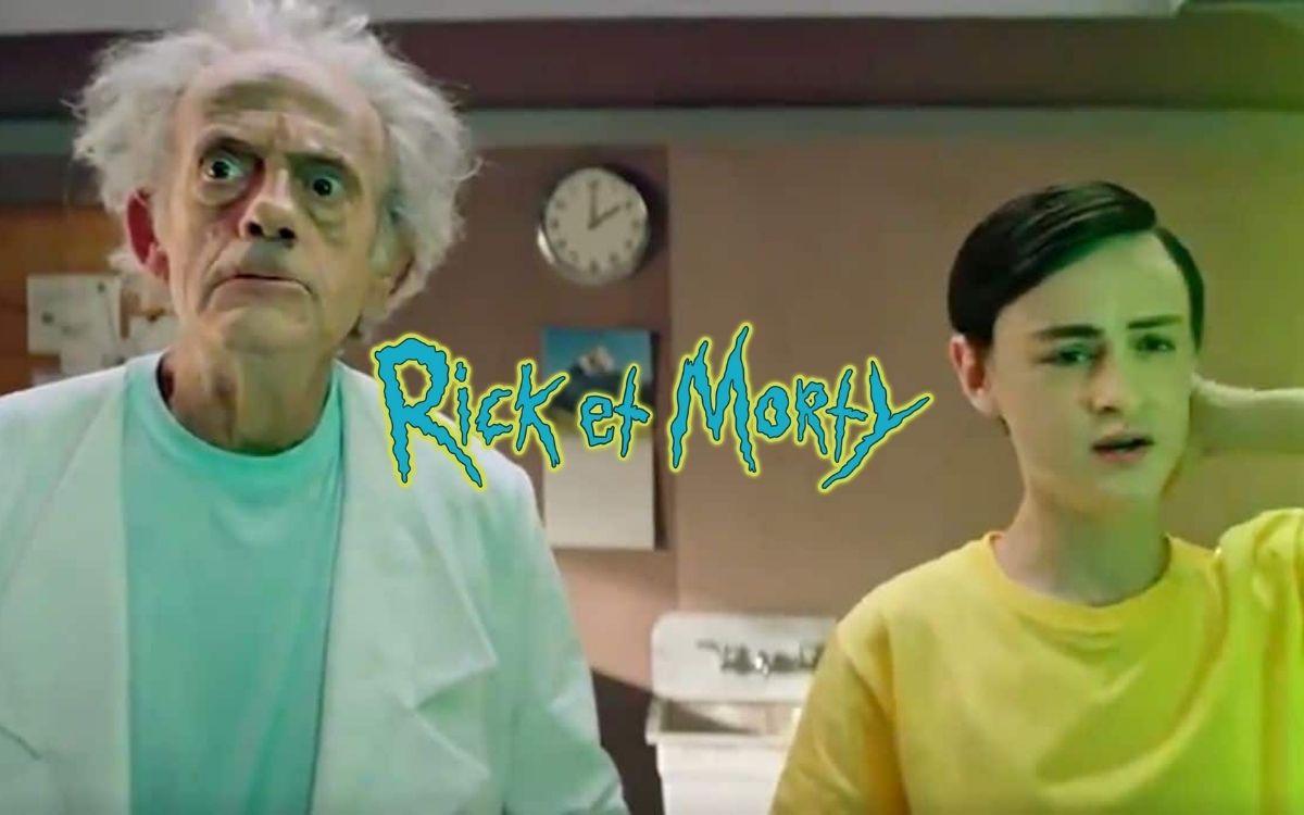 Rick et Morty live action