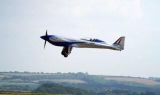 Rolls-Royce : l'avion électrique Spirit of Innovation prend son envol pour la première fois