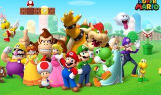 Super Mario : le film avec Jack Black et Chris Pratt arrive en 2022