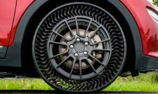 Uptis : le pneu Michelin sans air et increvable commercialisé dès 2024