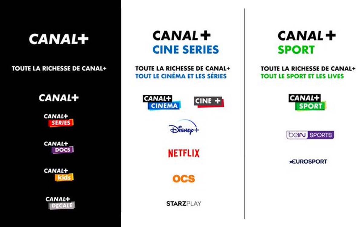 Canal+ : tout savoir sur les nouvelles offres