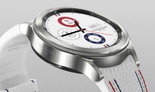 Samsung et le styliste Thom Browne proposent une édition limitée de la Galaxy Watch4 Classic