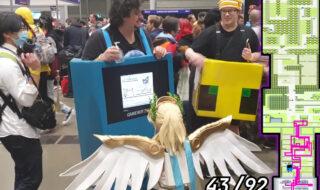 Un costume Game Boy Color