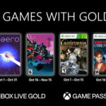 Xbox Games With Gold octobre