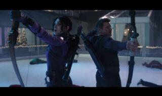 Hawkeye : action et magie de Noël dans la bande-annonce de la prochaine série Marvel