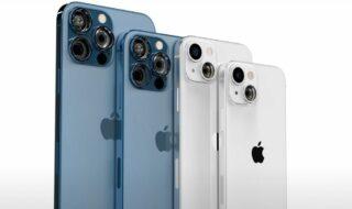 iPhone 13, 13 Pro, Pro Max et mini : date de sortie, prix et fiche technique