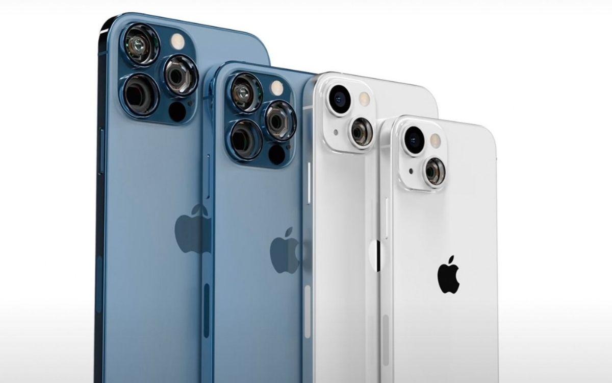 iPhone 13, iPhone 13 mini, iPhone 13 Pro, iPhone 13 Pro Max