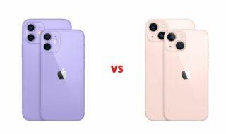 iPhone 12 vs iPhone 13 : quelles sont les différences ?
