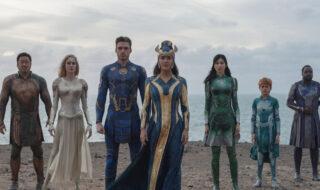 Les Éternels : date de sortie, intrigue, bandes-annonces, toutes les infos sur le prochain film Marvel