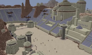 Minecraft : un builder courageux veut recréer l'intégralité de l'univers Star Wars