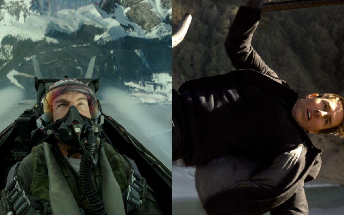 Mission Impossible 7 et Top Gun 2 repoussés