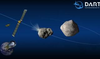 La NASA va lancer un vaisseau spatial sur un astéroïde pour dévier sa trajectoire