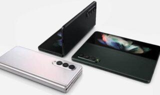 Z Fold3, Z Flip3, Galaxy Watch 4 et Buds 2 : découvrez toutes les nouvelles offres Samsung du moment
