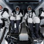 Inspiration4 : première mission de tourisme spatial de SpaceX