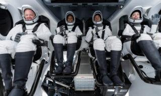 Inspiration4 : comment suivre en direct la première mission de tourisme spatial de SpaceX
